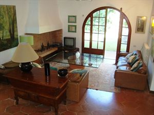 Villa Bouganville : Lounge