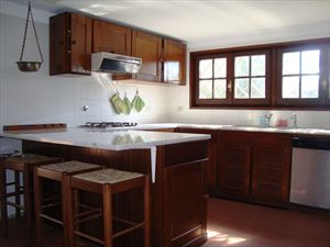 Villa Bouganville : Kitchen
