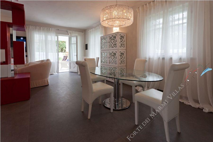 Villa Cipresso   : Sala da pranzo