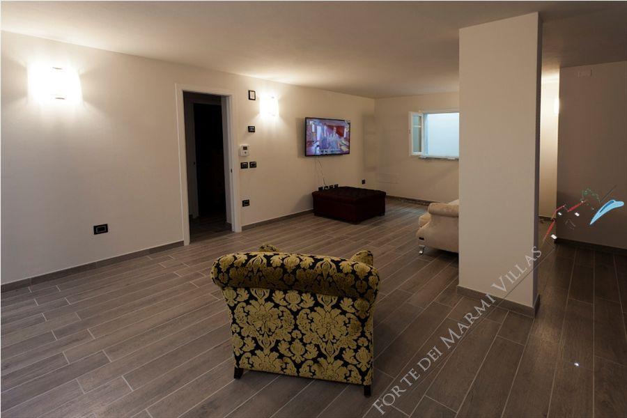 Villa Cipresso   : Inside view