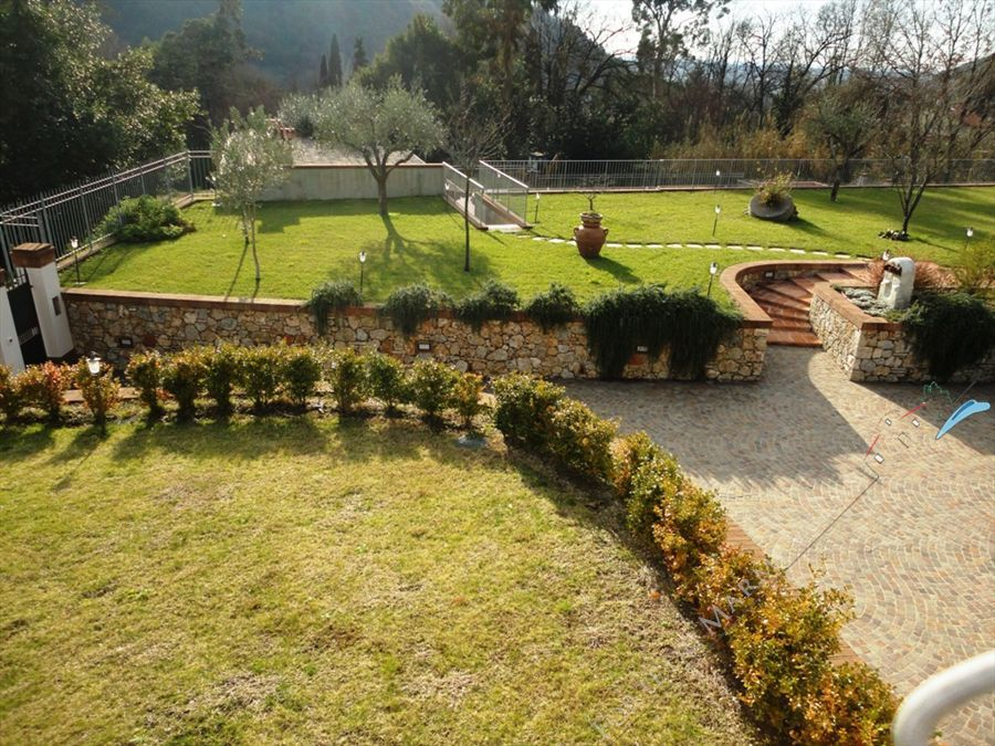 Villa Clementina : Garden