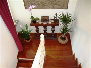 Villa Hibiscus : Vista interna
