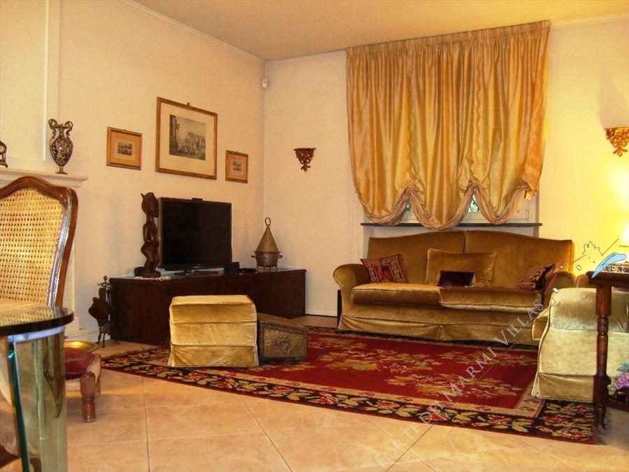 Villa Hibiscus : Salone