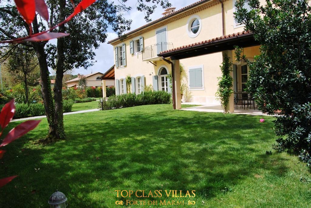 Villa Principe : villa singola affitto Vittoria Apuana Forte dei Marmi