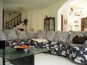 Villa Tonfano : Salone