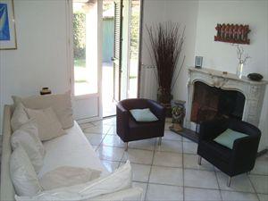 Villa Verde : Salotto