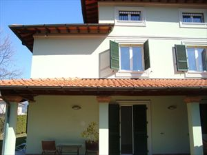 Villa Verde : Outside view