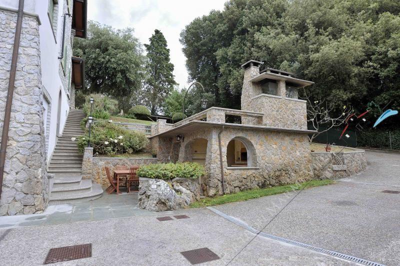 Villa Domus Camaiore : Barbecue