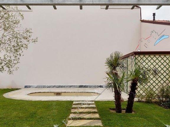 Villa   Aquilone  Verde : Vista esterna