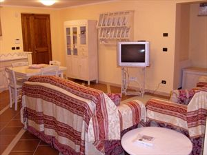 Villa Serenata  : Salotto