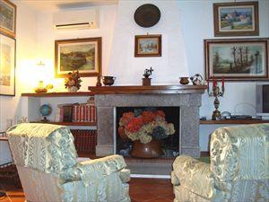 Villa dei Limoni : Гостиная