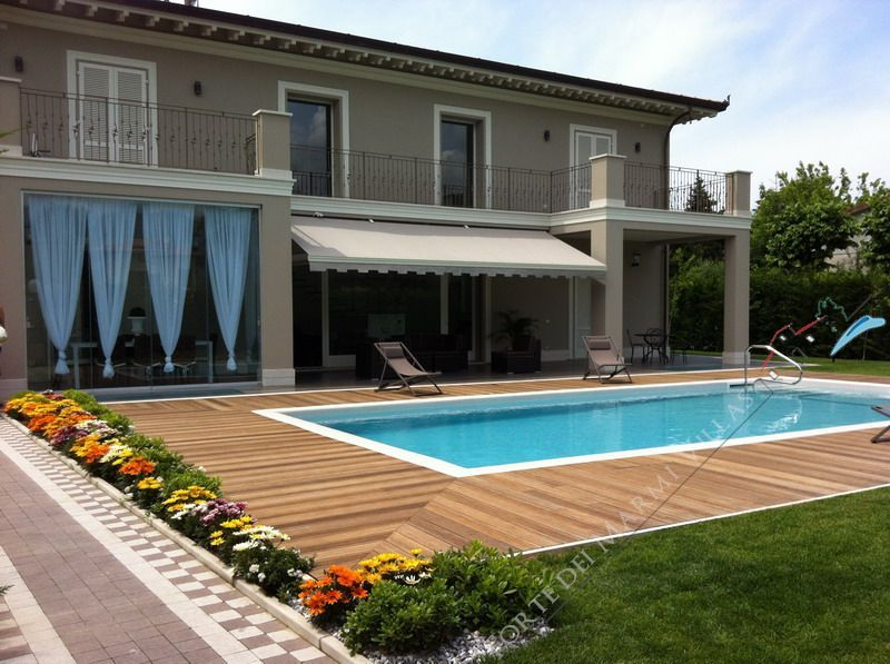 Luxury detached villa wtih a pool for sale and for rent - Villa con piscina milano ...