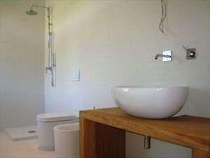 Villa Brenda : Bathroom with shower
