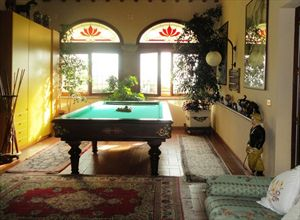Villa Veronica : Inside view