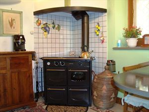 Villa Veronica : Kitchen