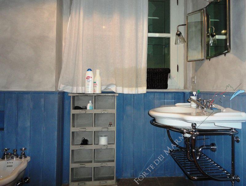 Villa Principe : Bagno con doccia