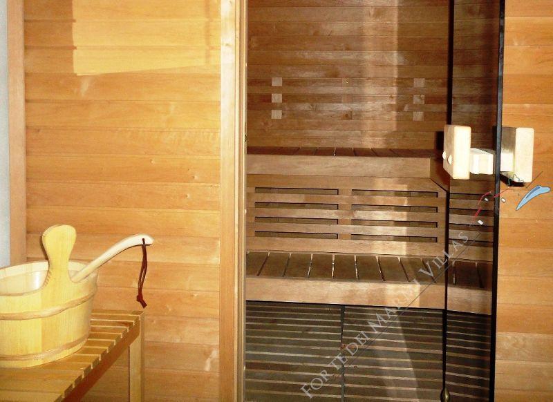Villa Principe : Sauna