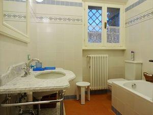 Villa Salome : Ванная комната с ванной