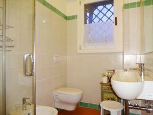 Villa Salome : Ванная комната с душем