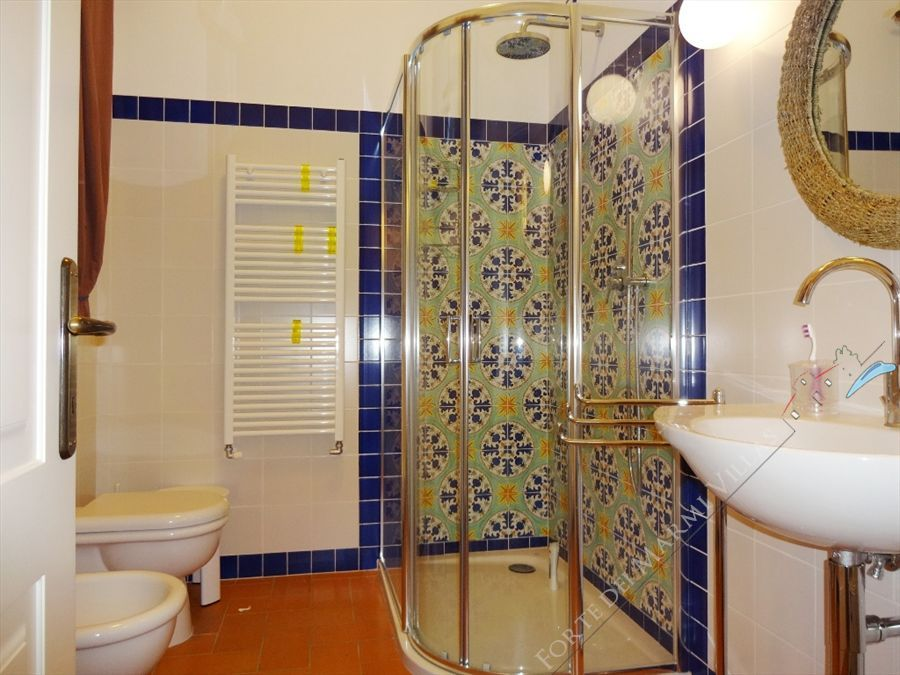 Villa Salome : Bathroom with shower