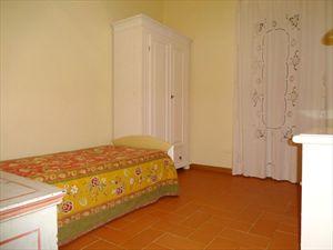 Villa Salome : спальня с двумя кроватями