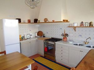 Villa Salome : Kitchen