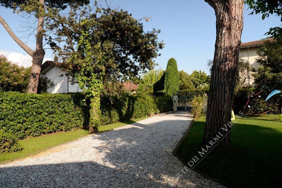 Villa Salome : Posto macchina