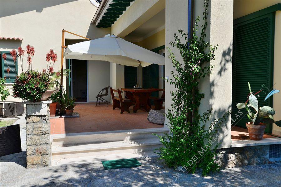 Villa Salome : Vista esterna