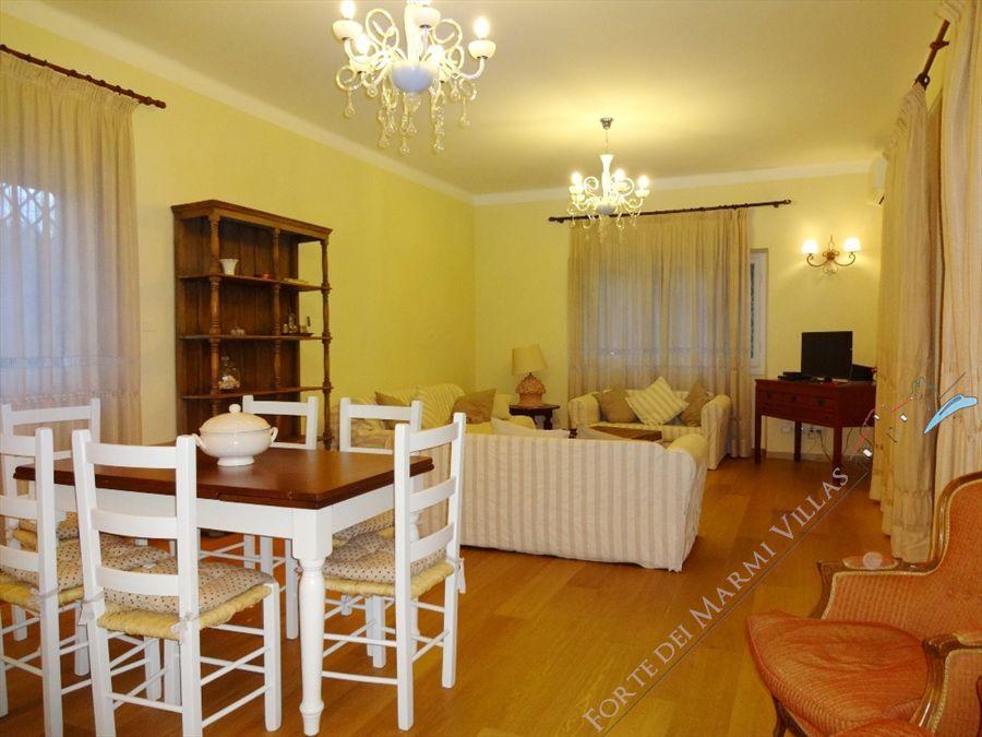 Villa Salome : Salone