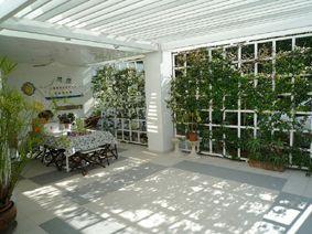 Villa Belsole : Терраса