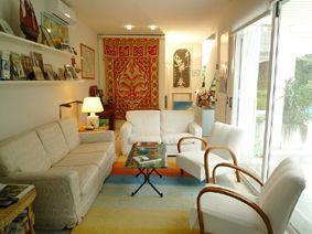 Villa Belsole : Relax area