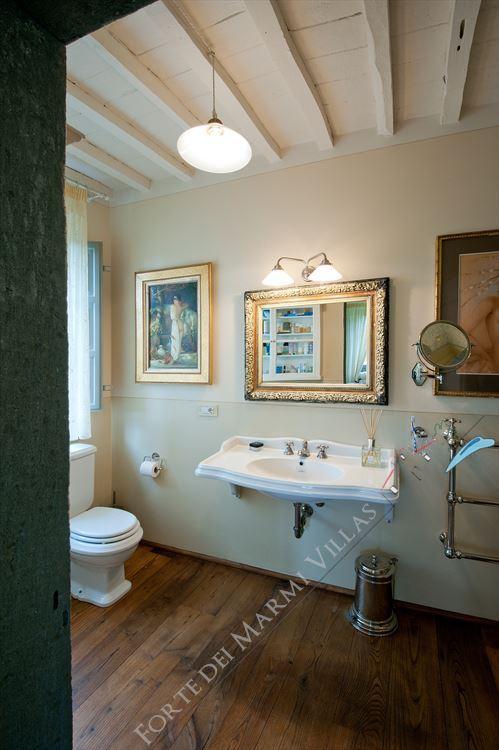 Villa Unique : Bagno con doccia