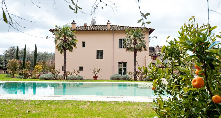 Villa Unique - Detached villa Camaiore