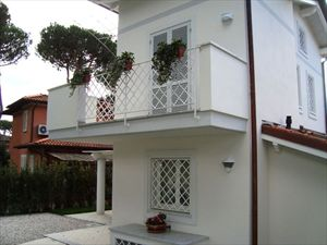 Villa Milena : Outside view